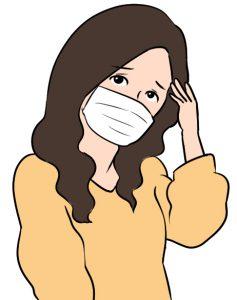 マスクの代用